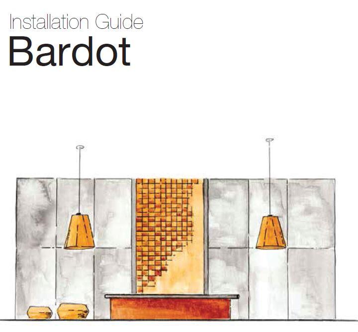 Installation Guide Bardot (EN)