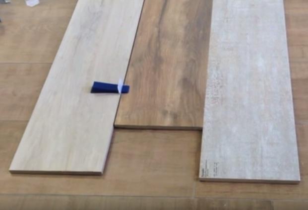 Como fazer o transpasse na hora de assentar as madeiras Portobello?