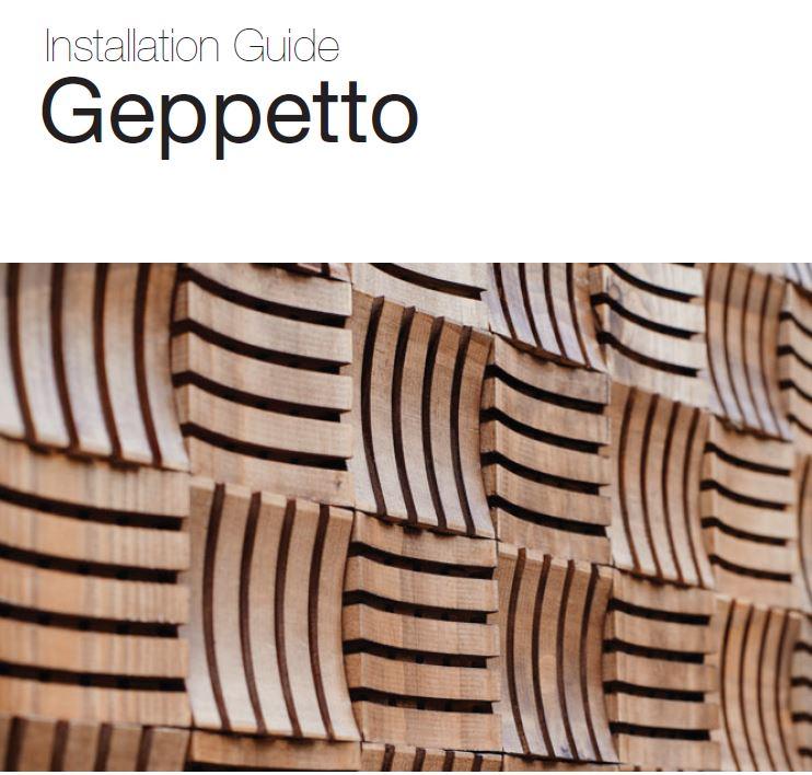 Installation Guide Geppetto (EN)