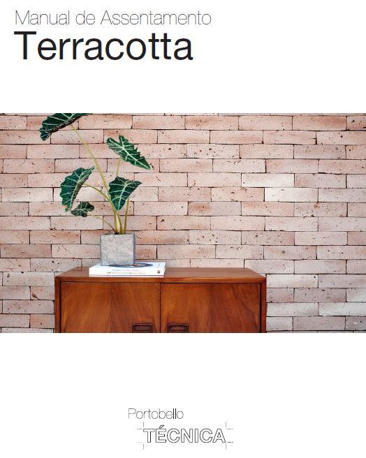 Manual do Cliente Portobello Linha Terracotta