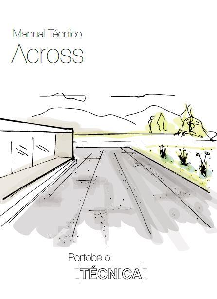 Manual do Cliente Portobello Linha Across