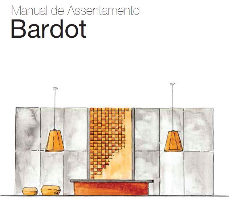 Guia Portobello de Assentamento Linha Bardot