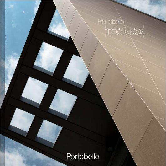 Catálogo Portobello Técnica - 2015
