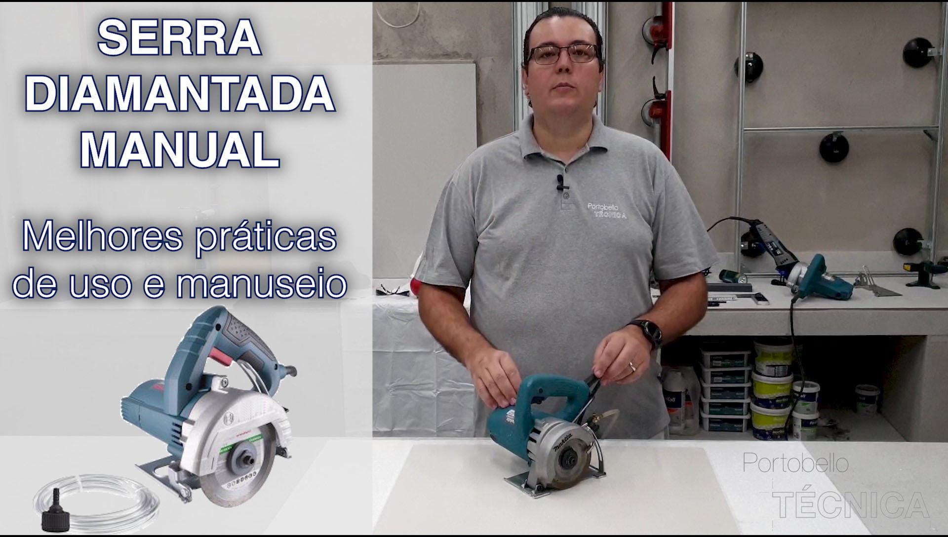 Cortes de Porcelanatos - Serra Manual - Dicas e Procedimentos