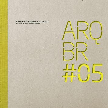 Livro Arquitetura Brasileira #5